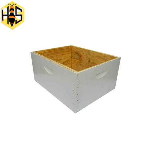 8 Frame FULL DEPTH Assembled Hive Box - RTG
