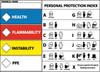 RTK PROTECTIVE EQUIPMENT LABEL, 5X7, PS VINYL