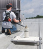 Miller Fusion Roof Anchor Post
