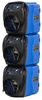 Abatement Technologies Predator 750's 'Daisy-Chained'