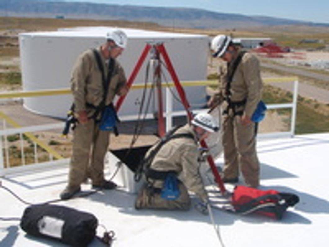 New OSHA Confined Space Compliance