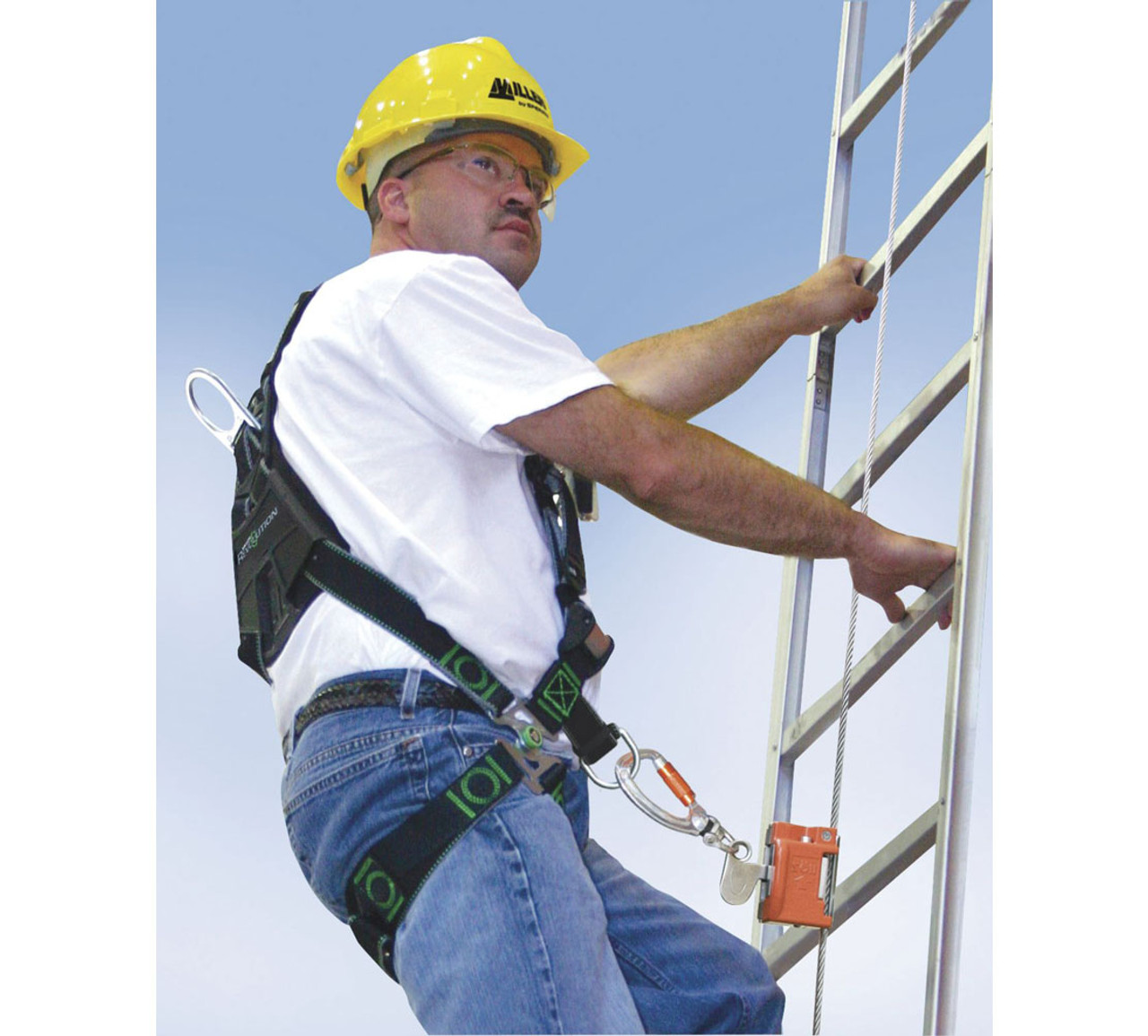 miller vi go ladder climbing safety systems revolution_ladder_climbing_harness__35021.1483650517?c=2?imbypass=on miller vi go ladder climbing safety system with automatic pass
