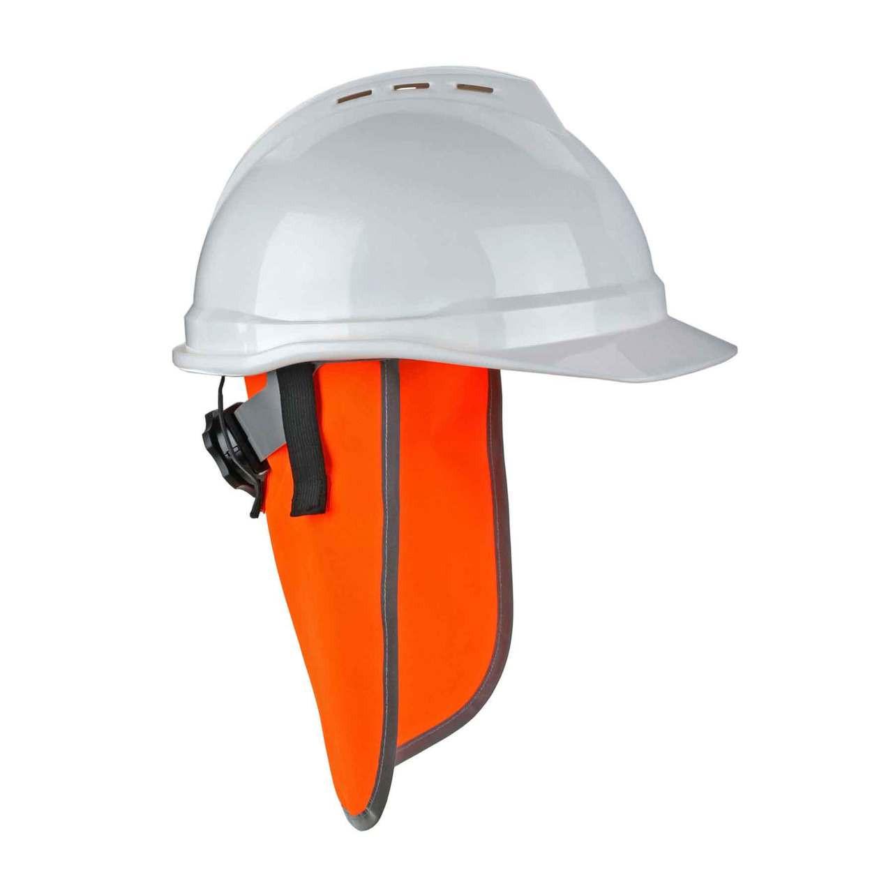 d68aa6079 Ergodyne GloWear 8006 Orange Hi-Vis Neck Shade