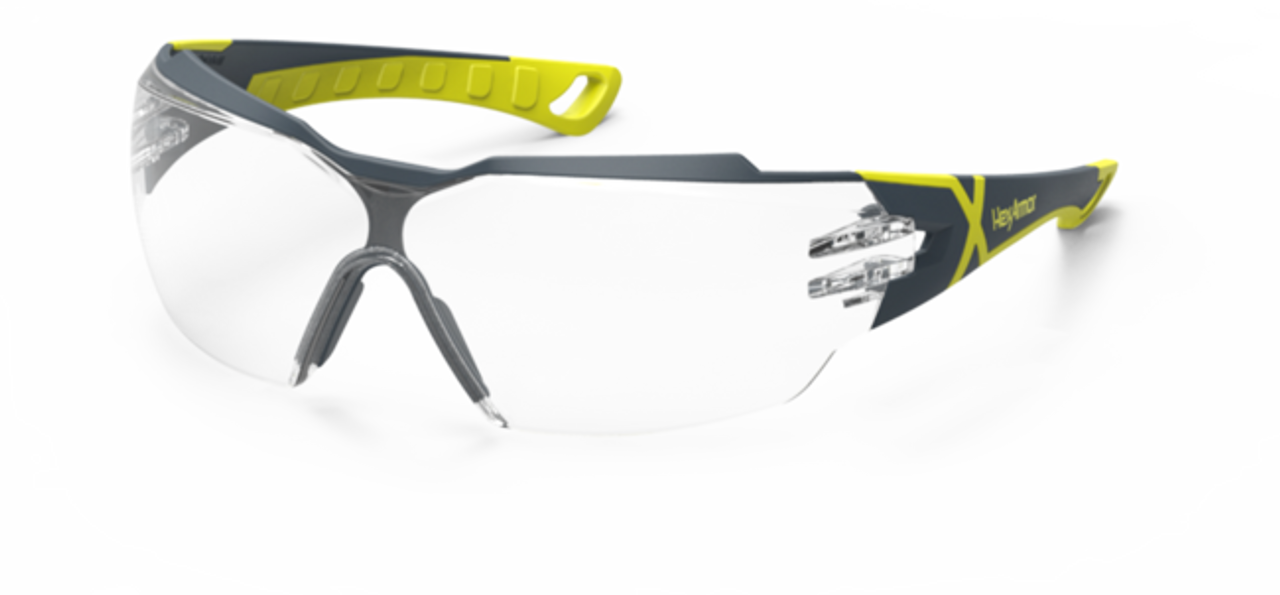 c312cd0de93ef HexArmor MX300 TruShield Clear Safety Eyewear - 12/Pair
