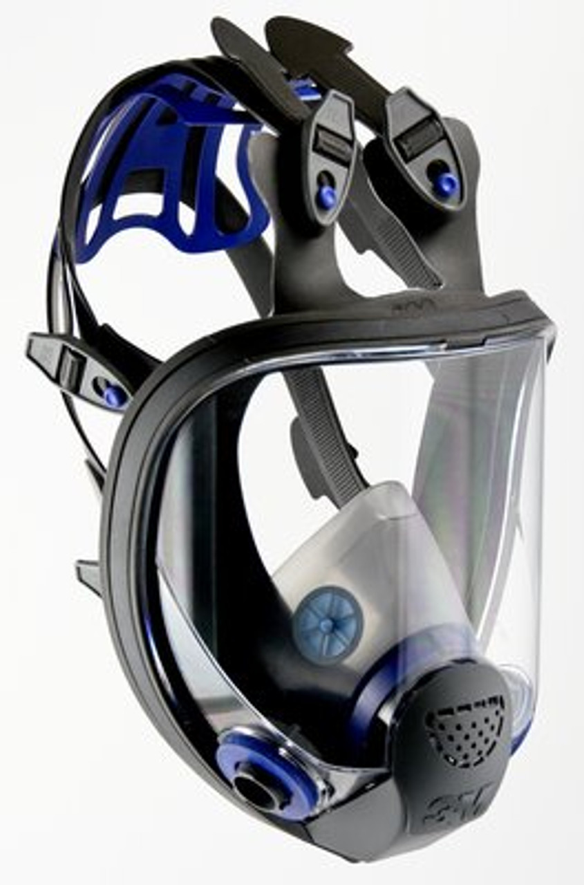 3m reusable chemical valved safety mask