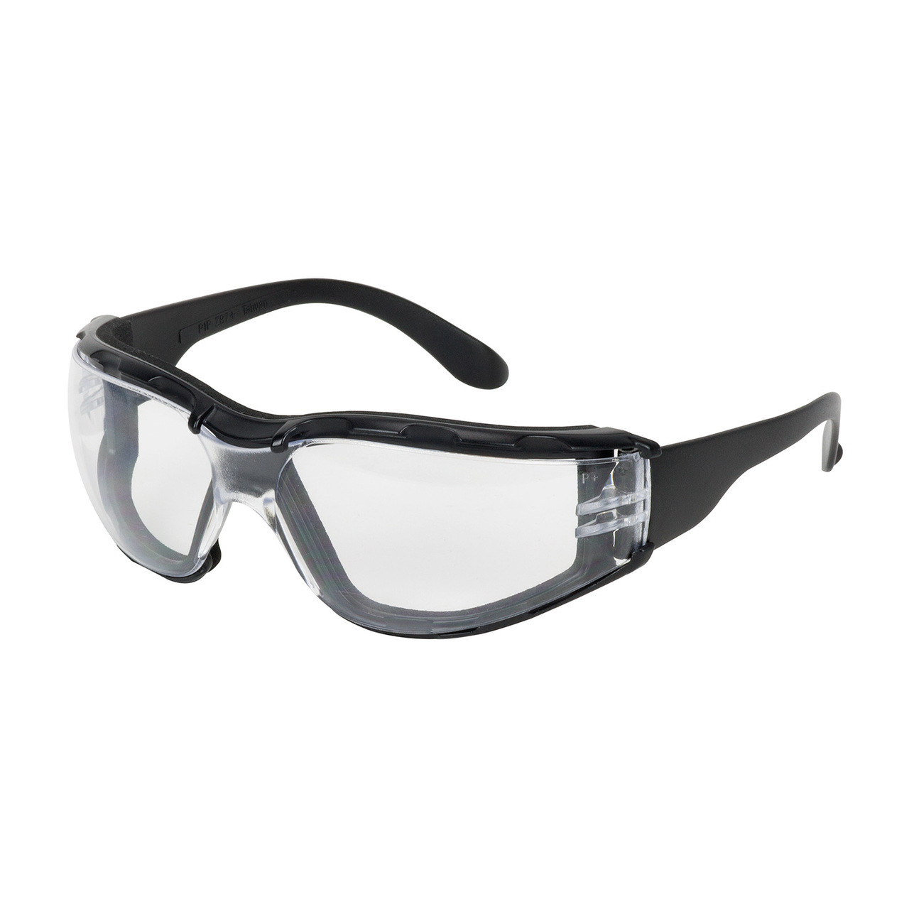 ce285fd08a PIP Zenon Z12™ Foam Lined Clear Anti-Fog Eyewear (240-01-F020) Box of 12 -  Jendco Safety Supply