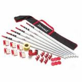 ZipWall Dust Barrier Pole Kits