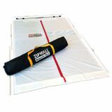 Zippers and Dust Barrier Doors