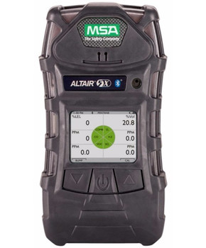 MSA ALTAIR 5X Color Display and Bluetooth Multigas PID Detector 10165445