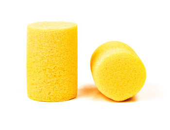 3M E-A-R Classic Uncorded Earplugs 310-1001, in Pillow Pack 2000 EA/Case