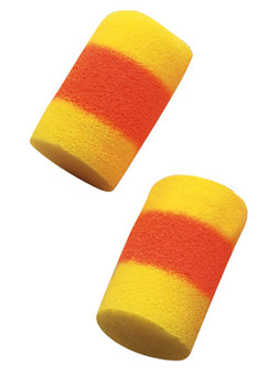 3M E-A-R Classic SuperFit 33 Uncorded Earplugs 310-1008, in Pillow Pack 2000 EA/Case