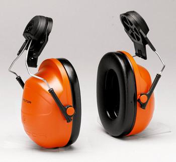 3M PELTOR Hi-Viz Cap-Mount Earmuffs H31P3E 10 EA/Case