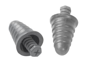 3M E-A-R Skull Screws Uncorded Earplugs P1300 480 EA/Case