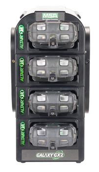 MSA Galaxy GX2 Multi-Unit Charger for Altair 5X - 10127427