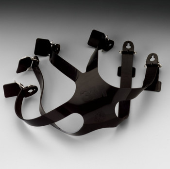 3M™ Head Strap/Harness Assembly 7893S, Replacement Part, Silicone 2 EA/Case