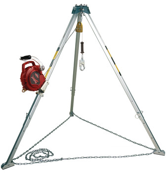 3M Protecta Pro 50 ft Complete Confined Space System Includes SRL