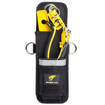 Python Safety Dual Tool Holster with 2 Retractors - Belt - 1500107