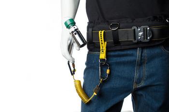 Python Safety™ Belt Loop D-Ring - 1500115