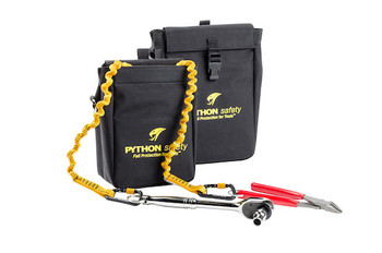 Python Safety™ Tool Pouch Extra Deep with D-Ring - 1500127