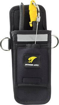 Python Safety Single Tool Holster with Retractor - Belt - 1500102