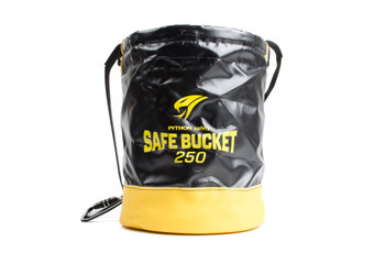 Python Safety Safe Bucket 250lb Load Rated Hook and Loop Vinyl - 1500140