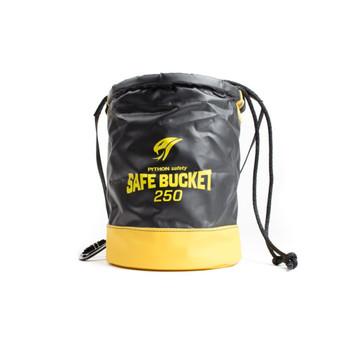 Python Safety Safe Bucket 250lb Load Rated Drawstring Vinyl - 1500139
