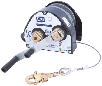 3M DBI-SALA Advanced Digital 300 Series 240 ft Winch - 8518603