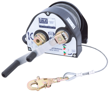 3M DBI-SALA Advanced Digital 200 Series 140 ft Winch - 8518579