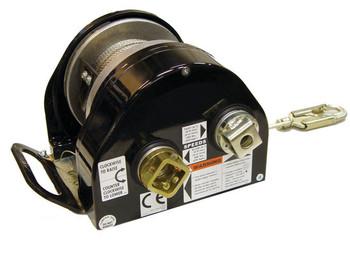 3M DBI-SALA Advanced Digital 200 Series 140 ft Winch - Power Drive - 8518588