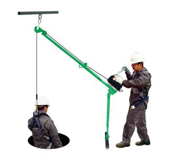 Advanced Pole Hoist