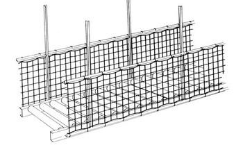 Sinco? Networks? Conveyor Guard Net