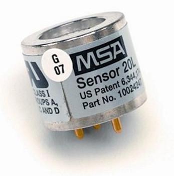 MSA XCell Replacement CO/NO2 Sensor - 10121217