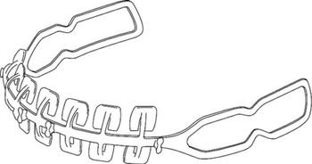 3M Speedglas Headband 9100 Front Part 06-0400-53-B 5 EA/Case
