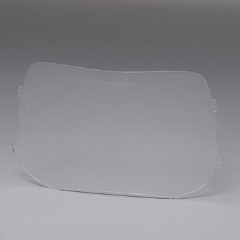3M Speedglas Outside Protection Plate 100 07-0200-52/37244(AAD), Scratch Resistant 10 EA/Case