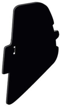 3M Speedglas SideWindow Covers 9100 FX/ 9100 FX-Air 06-0700-73, Black 2 EA/Case