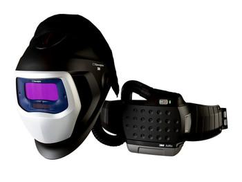 3M Adflo PAPR with 3M Speedglas Welding Helmet 9100-Air, 35-1101-10SW, HE filter, Li Ion Battery, ADF 9100V 1 EA/Case