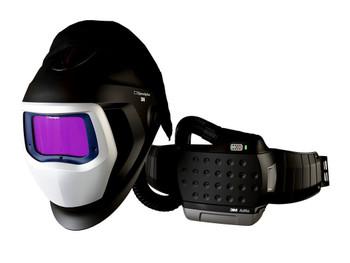 3M Adflo PAPR with 3M Speedglas Welding Helmet 9100-Air, 35-1101-30SW, HE filter, Li Ion Battery, ADF 9100XX 1 EA/Case