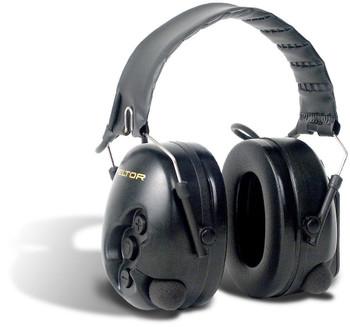 3M PELTOR TacticalPro Communications Headset MT15H7B SV, Neckband 1 EA/Case