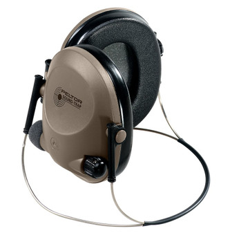 3M PELTOR TacticalPro 2-Way Communications Headset MT15H7B-07 SV, Neckband 1 EA/Case