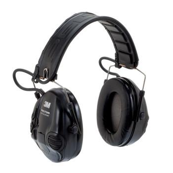 3M PELTOR Tactical Sport Communications Headset MT16H210F-SV, Headband 1 EA/Case