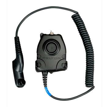 3M PELTOR PTT Adaptor FL5063-02, Motorola Turbo, NATO Wiring 1 EA/Case