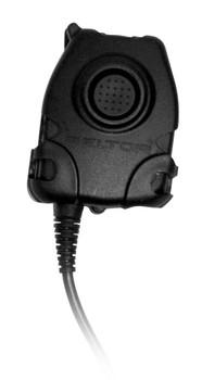 3M PELTOR PTT Adaptor FL5063, Motorola Turbo 1 EA/Case