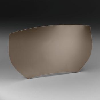3M Visor 060-75-02R10, Gray Tinted 10 EA/Case