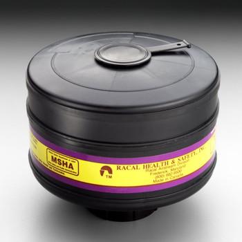 3M Organic Vapor/Hydrogen Fluoride/Sulfur Dioxide/High Efficiency Cartridge 453-07-01R06, ALP3 6 EA/Case