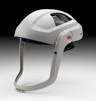 The M-101 Faceshield does not include a visor or faceseal, allowing the customer to choose the exact combination that meets their needs.