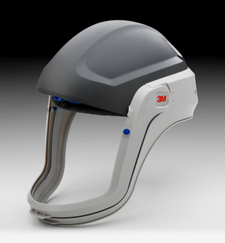 The M-401 helmet does not include a visor, inner collar, or outer shroud, allowing the customer to choose the exact combination that meets their needs.