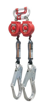 Miller 9 ft. Twin Turbo Fall Protection Systems with G2 Connector [Configure Options]