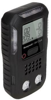 BW Clip4 Multi-Gas Detector Black Housing [O2, LEL, H2S, CO] BWC4-B-N