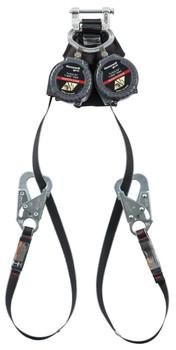 Miller TurboLite T-Bak MAX Smooth EDGE Tie Back PFL