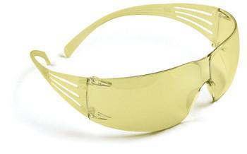 3M™ SecureFit™ Protective Eyewear SF203AF, Amber Lens, 20 EA/Case